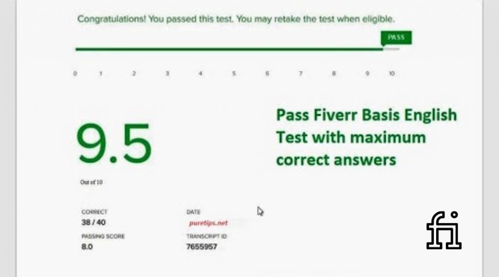 Fiverr SEO Skill Test